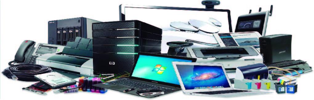 Laptops, PCs de Escritorio y Servidores Último Modelo